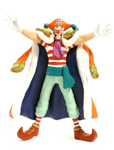 Buggy el payaso coleccion oficial de figuras de one piece