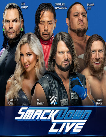 WWE Friday Night SmackDown 18 October 2019 Full Show Download