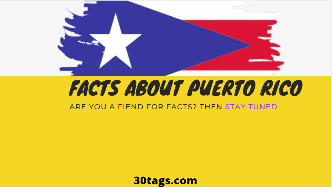 facts about puerto rico