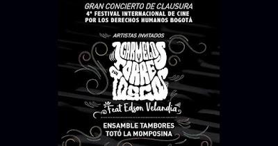 GRAN CONCIERTO DE CLAUSURA 4 FESTIVAL INTERNACIONAL POR LOS DERECHOS HUMANOS