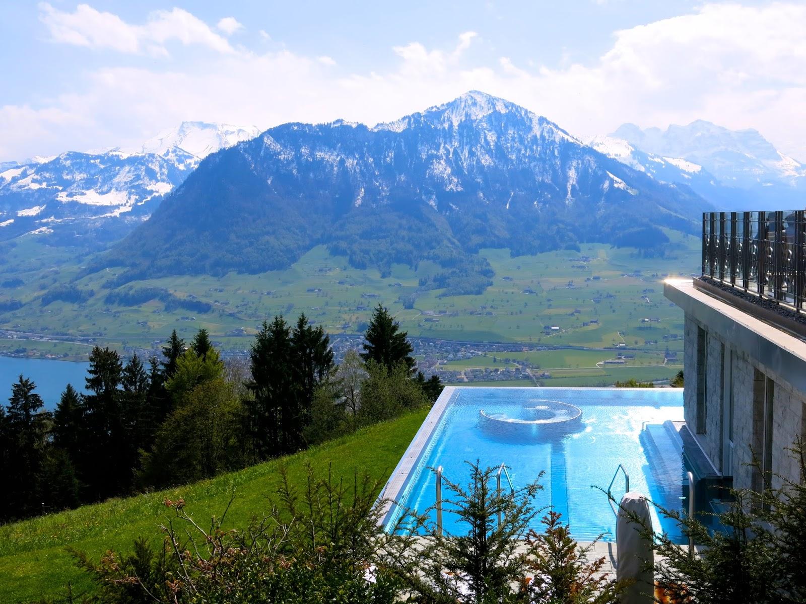 Hotel Villa Honegg concernant villa honegg, um sonho de hotel | viajar pelo mundo!