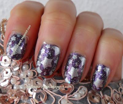 nail art estrela