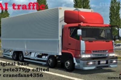 Mod Traffic Mitsubishi Fuso