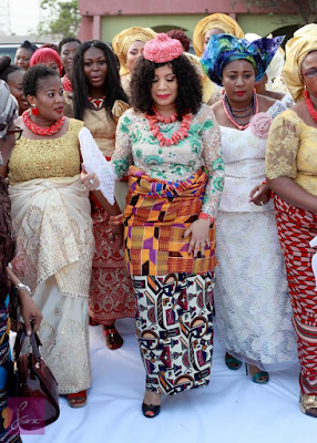 Monalisa Chinda wedding photos