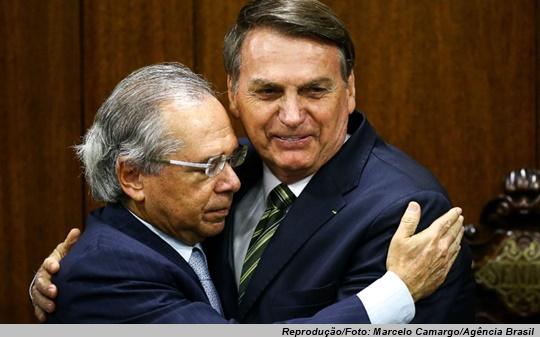 www.seuguara.com.br/Paulo Guedes/Jair Bolsonaro/BTG Banco Pactual/