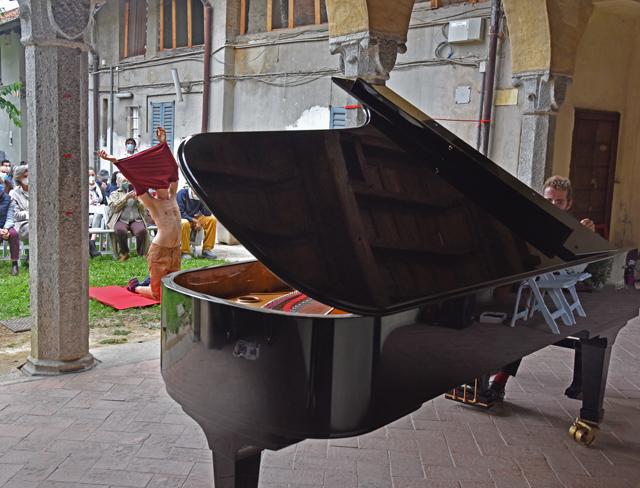 MiTo classica aperta, casa Berra Milano