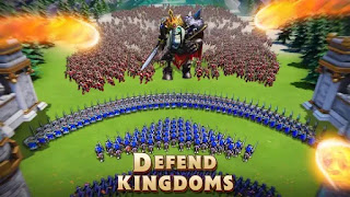 Lords Mobile Tower Defence Mod Apk Unlimited Gems