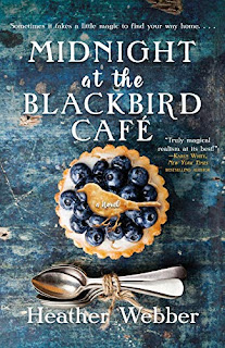 GIVEAWAY: Midnight at the Blackbird Cafe, by Heather Webber {ends 9/11}