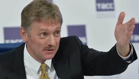 A Kreml negatívan értékeli az ukrán elnök szankciófelhívását