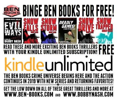 www bobbynash com: BINGE BEN BOOKS THRILLERS FREE WITH