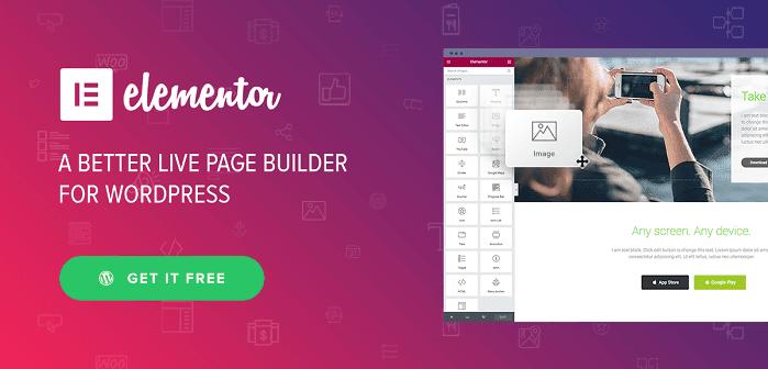 Elementor PRO v3.3.2 - Construtor de páginas WordPress Download Grátis