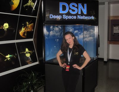 Deep Space Network Mission Control