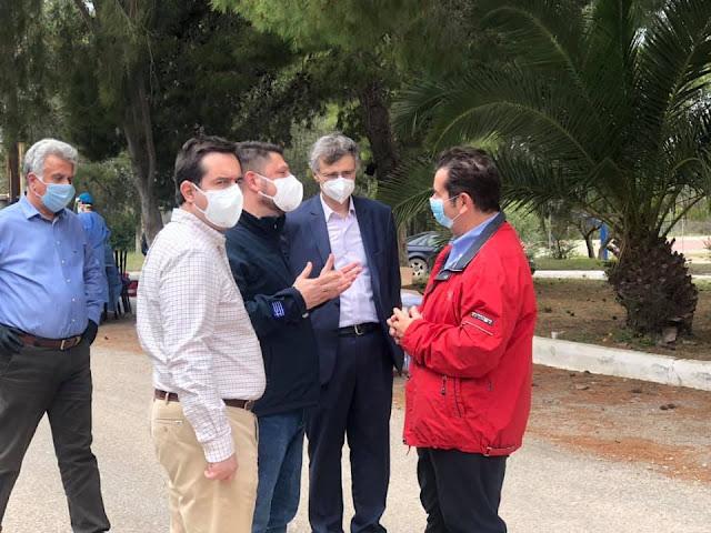 Ι. Μαλτέζος: Η πολιτεία έδειξε για άλλη μια φορά τεταμένη προσοχή και γρήγορα αντανακλαστικά