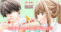 Wallpapers Manga Shoujo: Agosto 2020