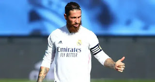 Real Madrid defender Sergio Ramos wants Manchester United as potential summer destination
