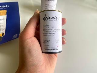 draine les toxines idéal contre acne