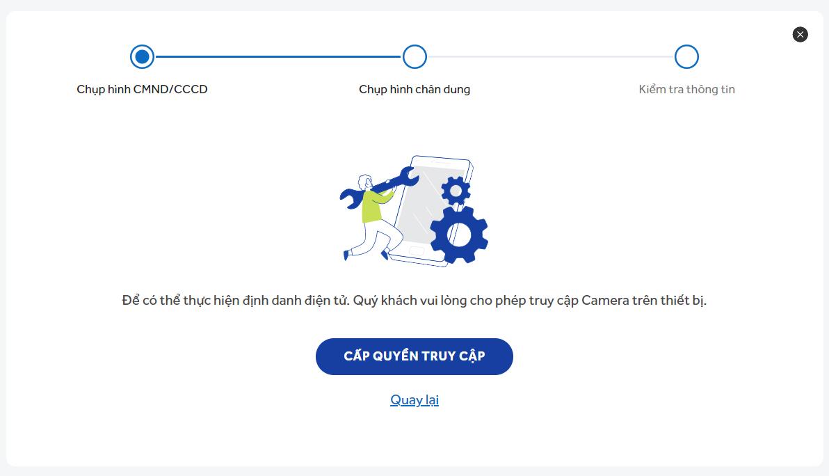Hướng dẫn đăng ký tài khoản ACB Online
