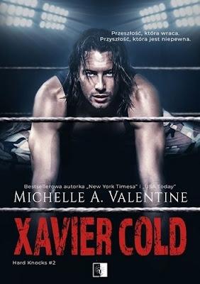"""Czy warto przeczytać """"Xavier Cold""""? Michelle A. Valentine"""