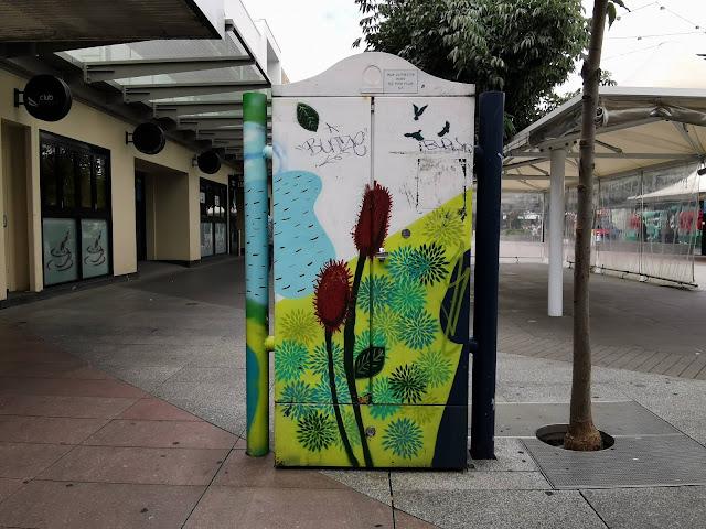 Utility Art in Liverpool Sydney