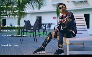 Nazar lyrics Pulkit Arora new haryana 2020