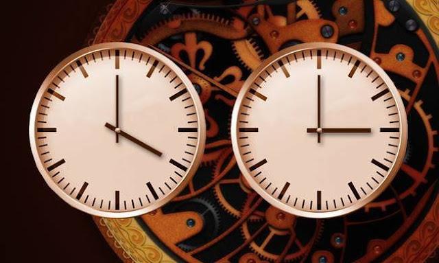 Πότε γυρίζουμε τα ρολόγια μας μία ώρα πίσω;