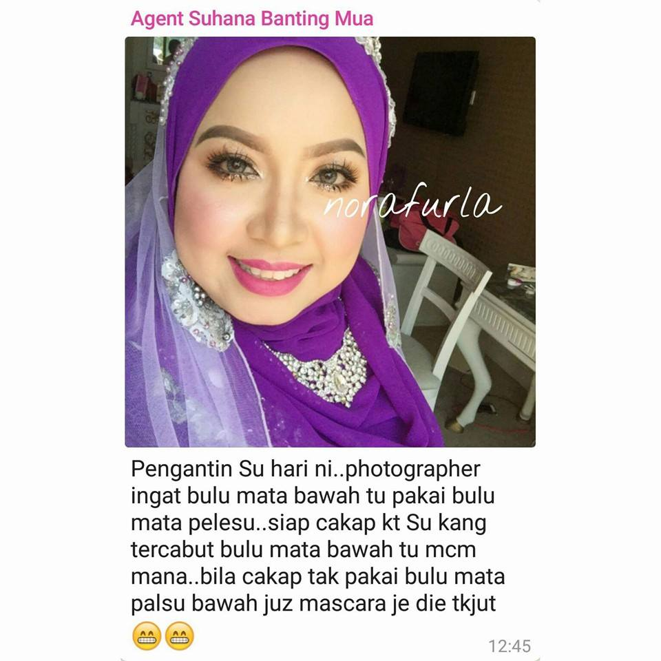 MASCARA DUOYA BIG WATERPROOF Solehah Beauty Centre