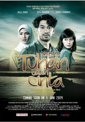 Download Film Indonesia Ketika Tuhan Jatuh Cinta DVDRip