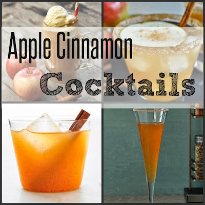#fall #cocktails #applecocktails #autumn