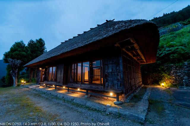 【桃源郷祖谷の山里・天一方】満点の星空も圧倒的な雲海も独り占め。特別な夜を古民家で過ごす贅沢を徳島県三好の桃源郷祖谷の山里で。