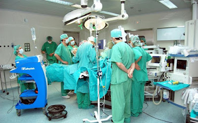 Líneas de un Anestesiólogo