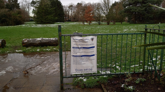 Bruntwood Park Pitch & Putt in Cheadle