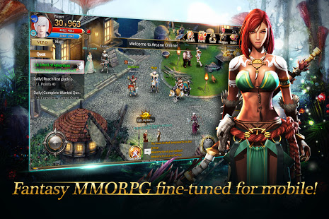 Arcane Online (MMORPG) for Android