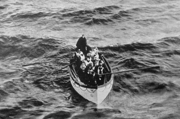 Bote salva-vidas
