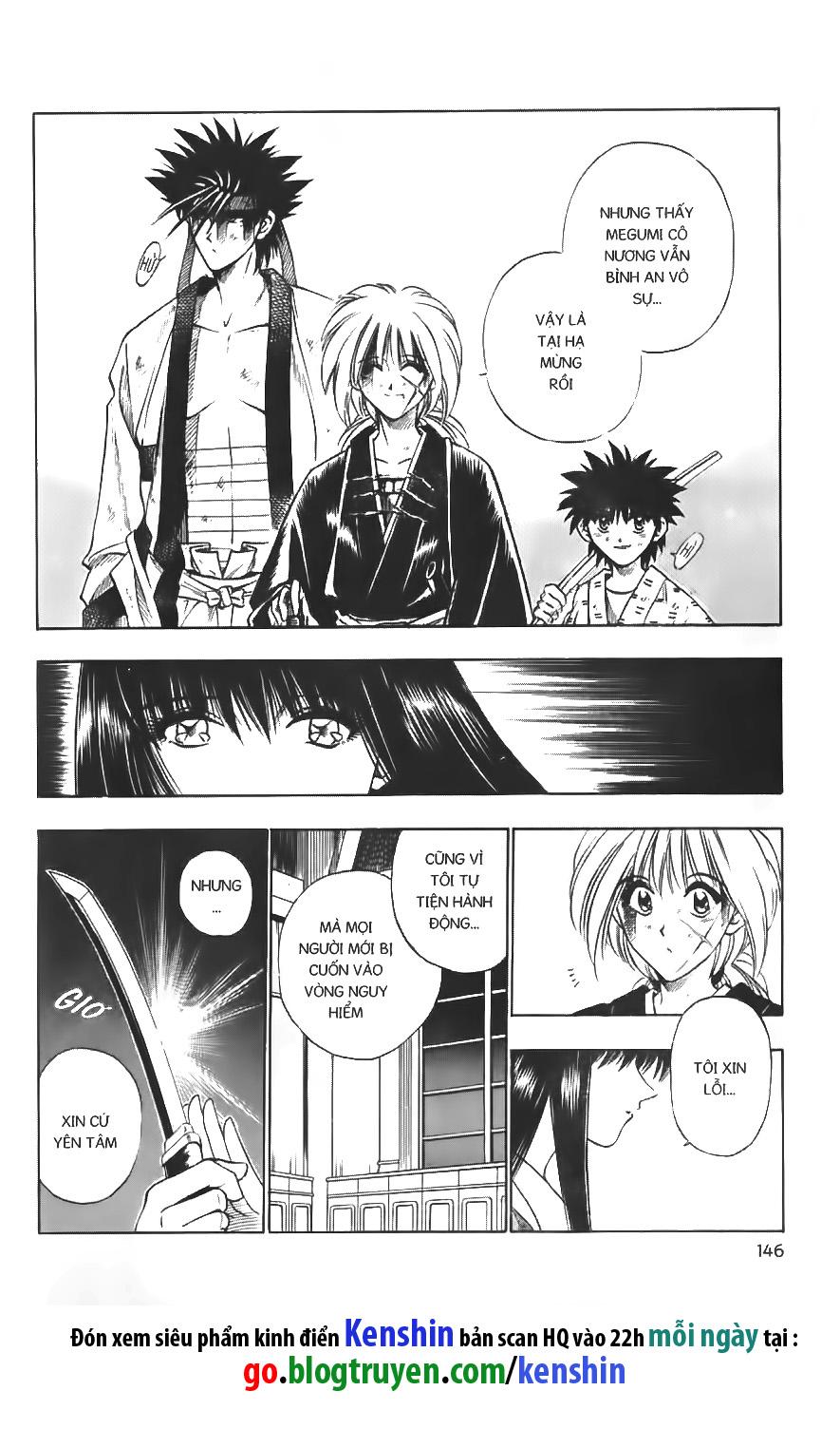 Rurouni Kenshin chap 29 trang 7