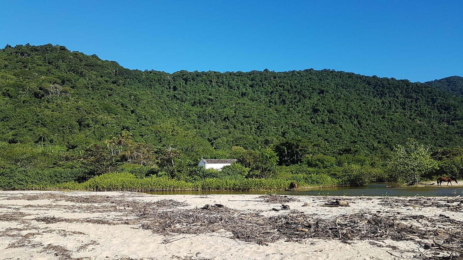Rio Paraty-Mirim.
