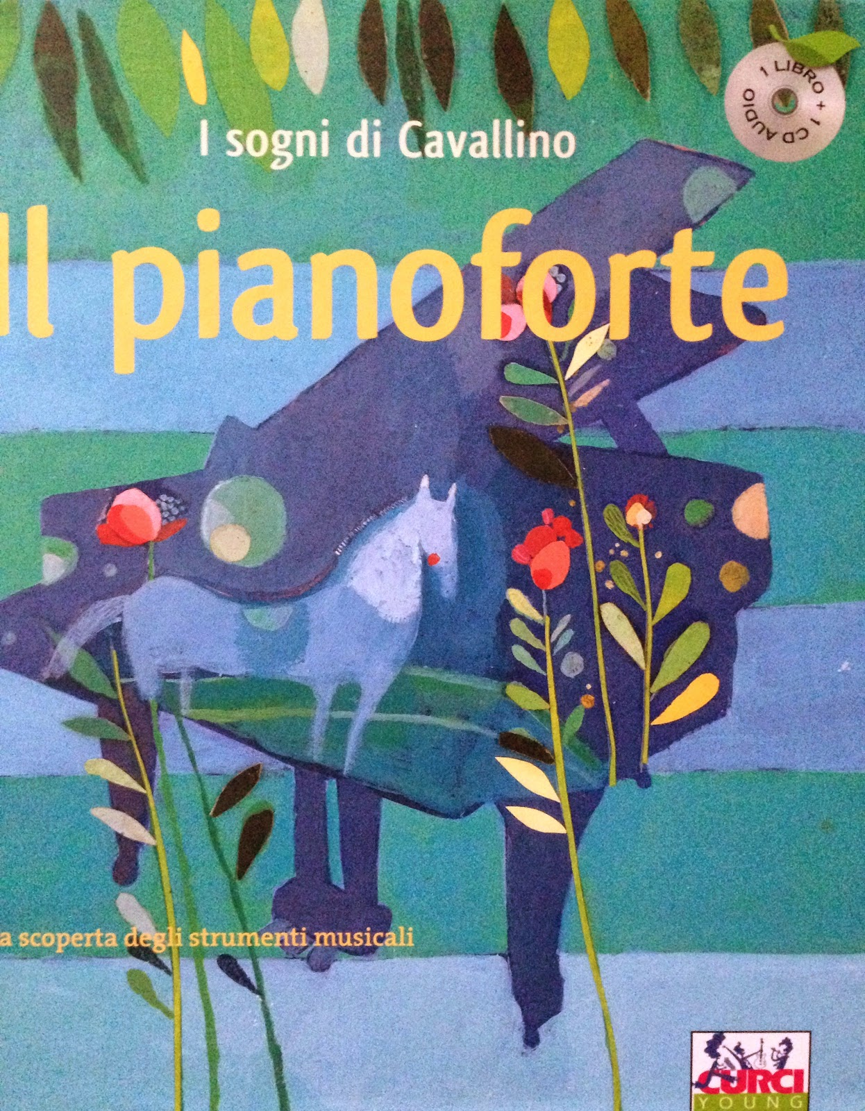 Piccoli viaggi musicali libro di lettura il pianoforte