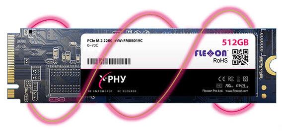 Flexxon X-PHY