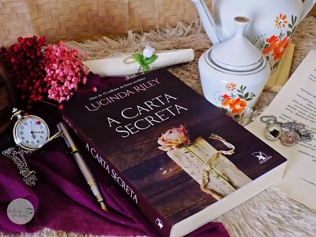 A Carta Secreta - Lucinda Riley