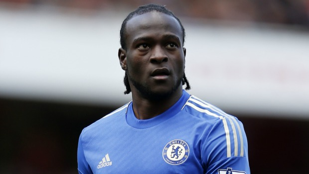 Moses Spotted In Chelsea Training Ahead Bournemouth Clash