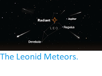 http://sciencythoughts.blogspot.com/2019/11/the-leonid-meteors.html