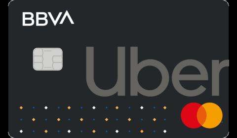 Carte BBVA + Uber