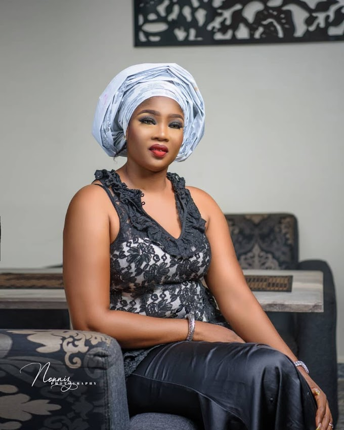 Nigerian Celebrity ONYI ODIMEGWU Is Celebrating Her Birthday Today Please Wish Her Well