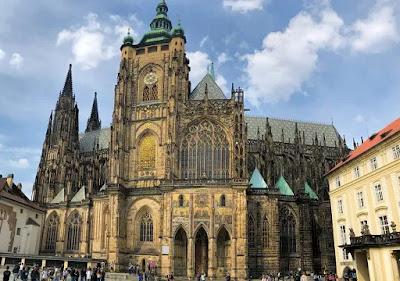 San Vito-cattedrale-Praga-chiesa