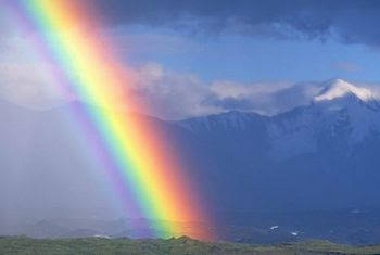 mudança arco-íris
