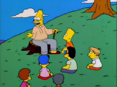 Familias animadas, Parte VIII: Los Simpson (Tres)