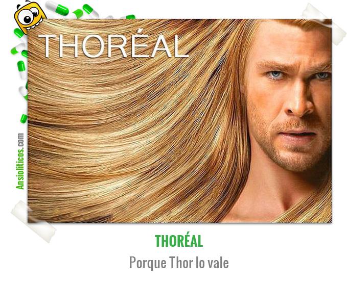Chiste de Cine de Thor como Metrosexual