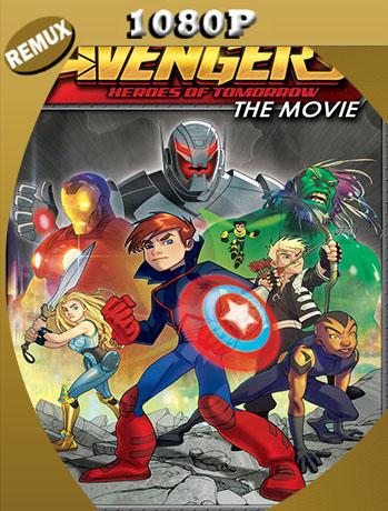 Los Próximos Vengadores: Héroes del Mañana (2008) REMUX 1080p Latino [GoogleDrive] Tomyly
