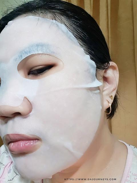 Review SNP Prep Peptaronic Ampoule Mask