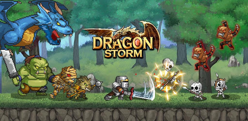 Dragon Storm Mod Pro Apk v3.7.02 (Unlimited Money & Gems)