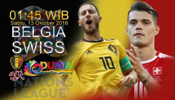 Nhận định Bỉ vs Thụy Sỹ: Đại chiến ngôi đầu
